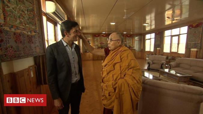 Into the Wild Festival news: The Dalai Lama's hopes for ancient wisdom