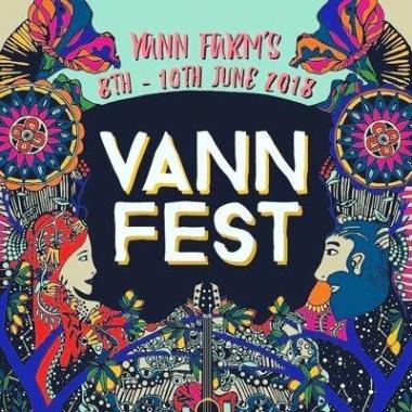 Vannfest news : 8th June is fast approaching! To get your Vann Fest tickets, visit: www.wegottic…