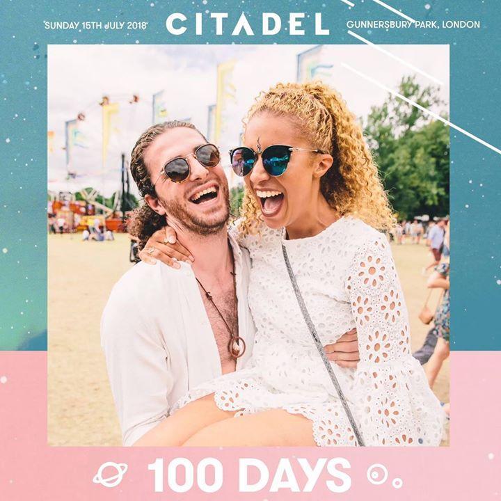 100 days until #Citadel18