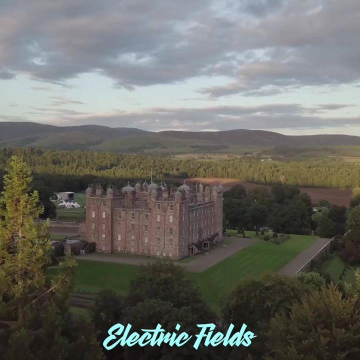 Electric Fields 2018 🎉
