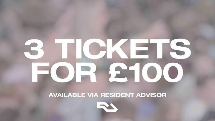 EASTER PAYDAY DEAL | 3 FOR £100