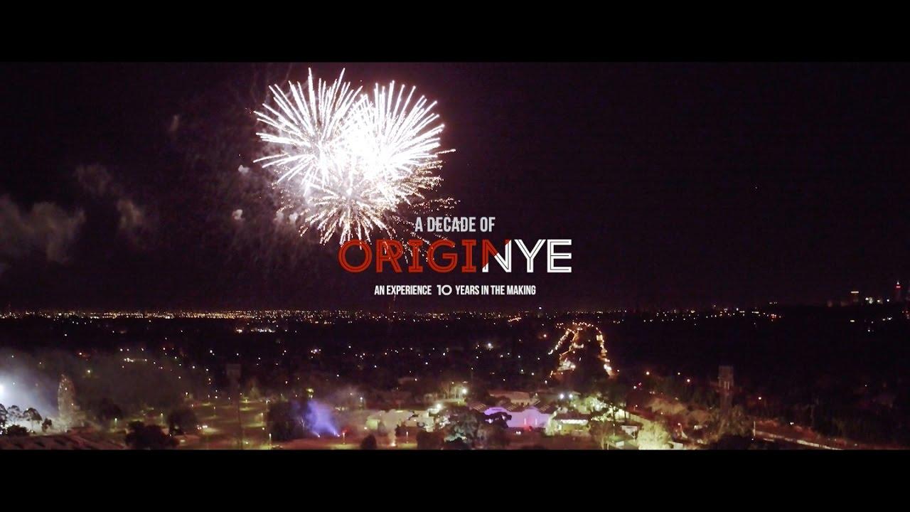 FESTIVAL HIGHLIGHTS: Origin NYE Music Festival // Highlights 2016