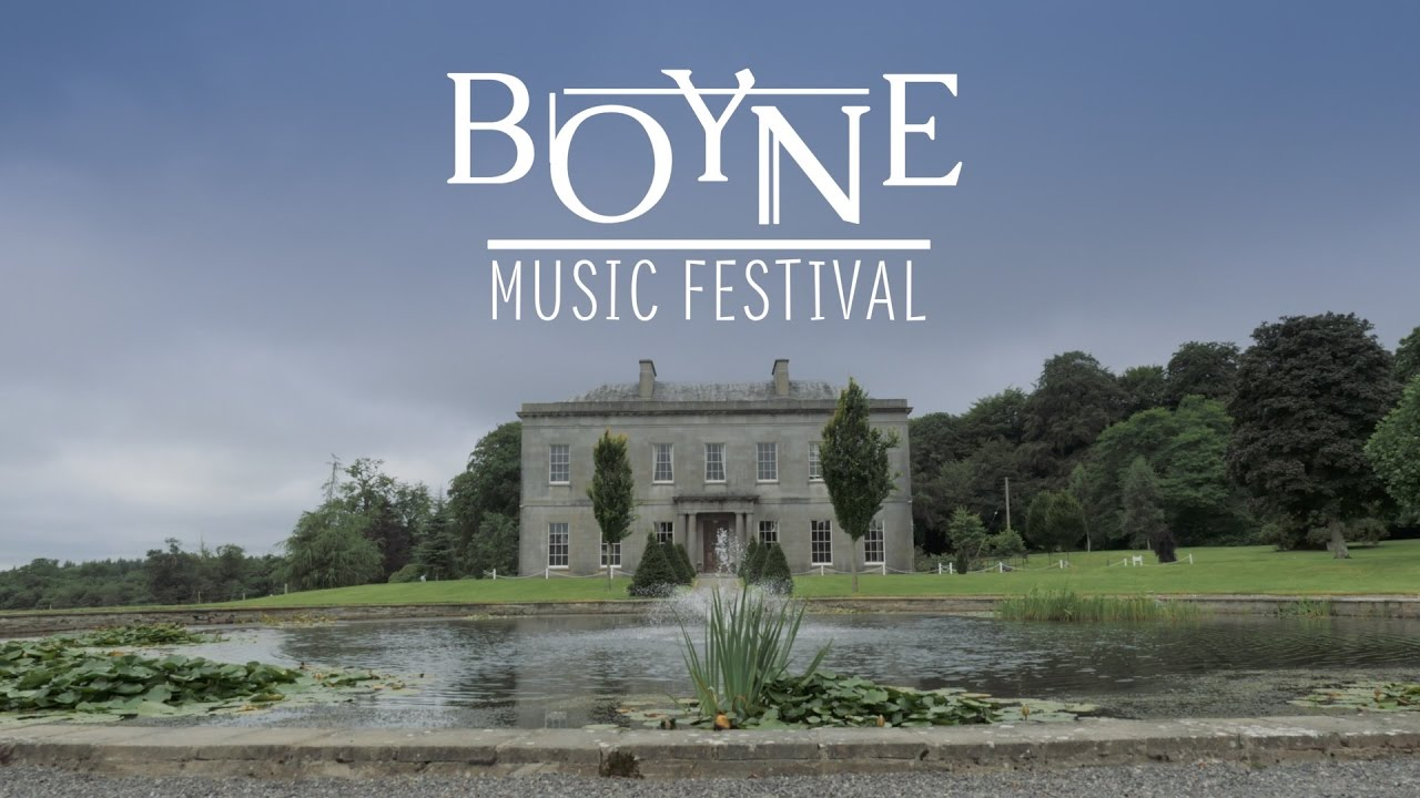 FESTIVAL HIGHLIGHTS: Boyne Music Festival Highlights 2016