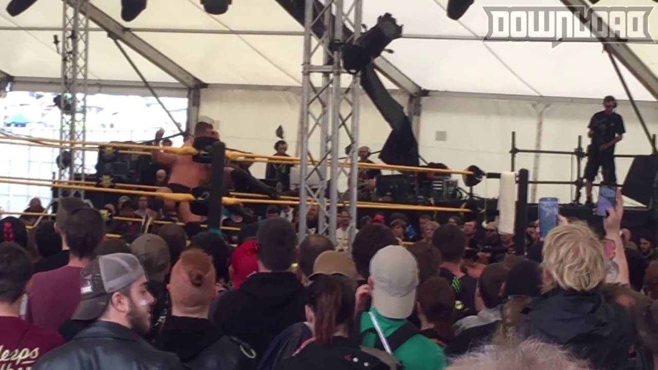 FESTIVAL HIGHLIGHTS: WWE NXT Wrestling Highlights – Download