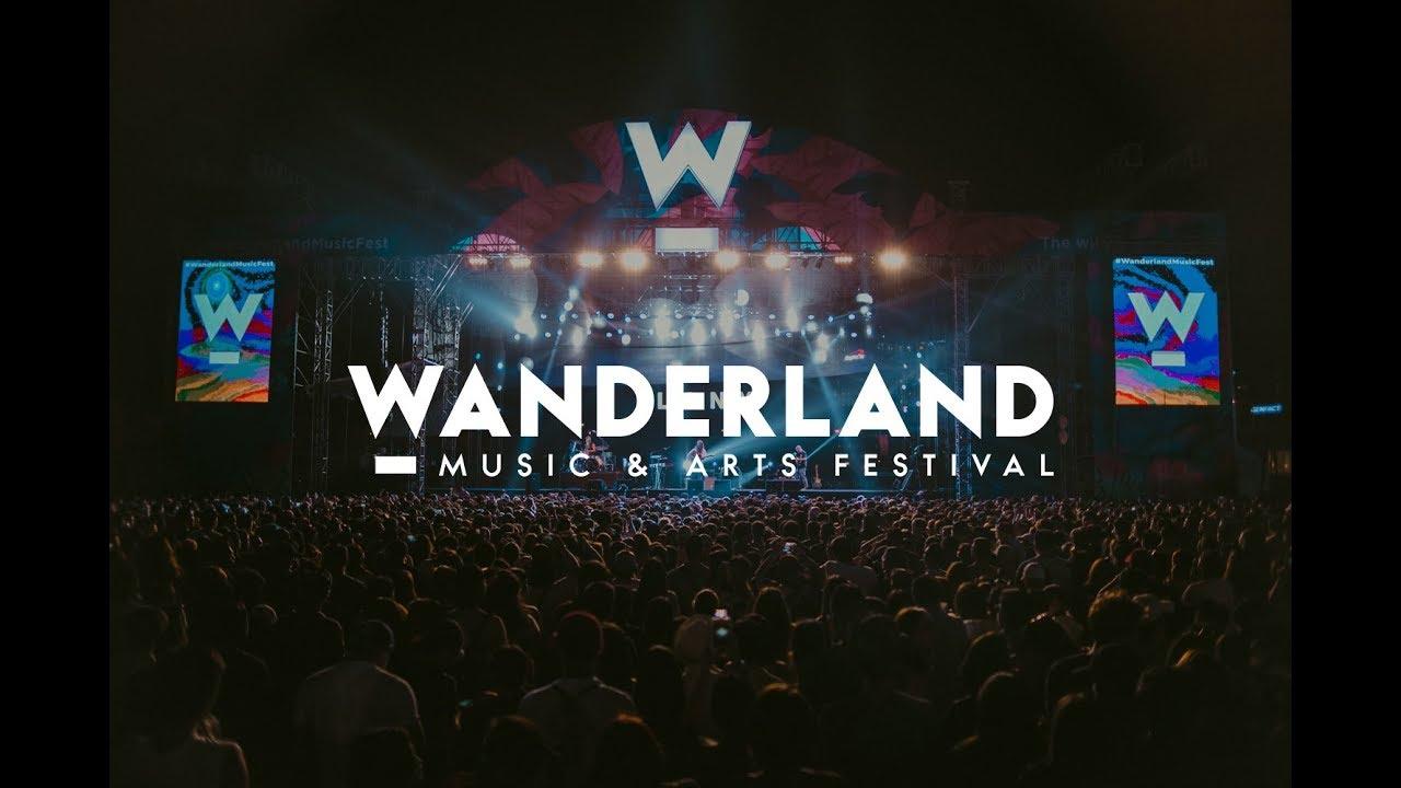 FESTIVAL HIGHLIGHTS: Wanderland Music & Arts Festival 2017 Official