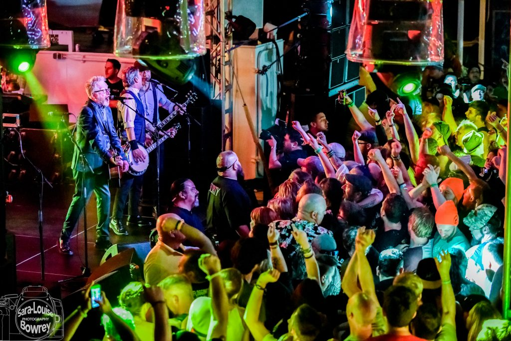 Flogging Molly – kings of the Salty Dog Cruise 2018