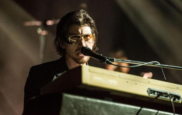 NME Festival blog: Alex Turner says he feels 'marginally more comfortable' as a songwriter now