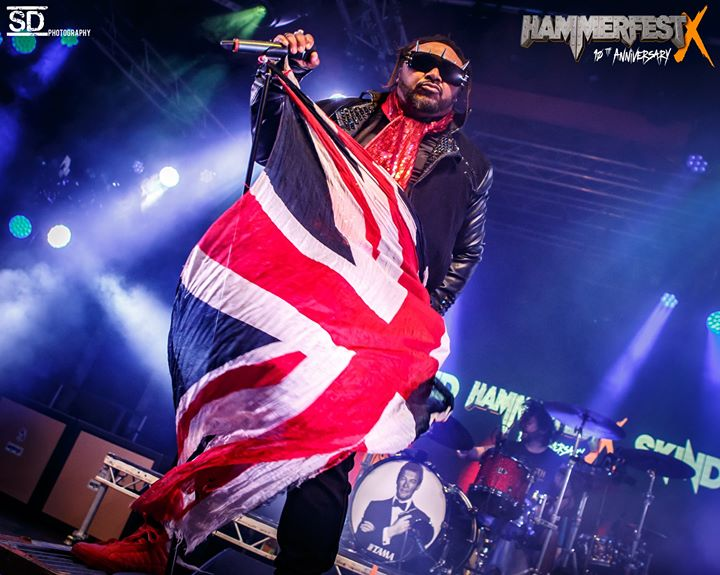 Hammerfest news : Skindred bring the main stage to an end