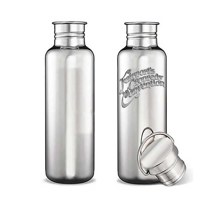 71849406180 Our 500ml stainless steel water bottles are available to pre-order in our  online.