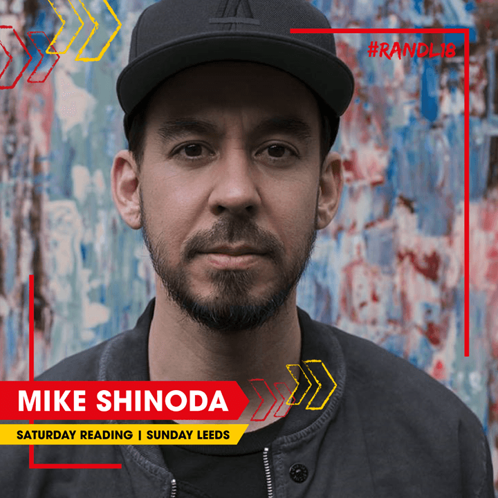 READING FESTIVAL NEWS: Mike Shinoda is heading to our the Main Stage for a UK FESTIVAL EXCLUSIVE perfor…