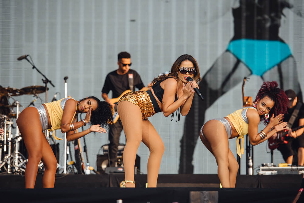 NME Festival blog: How Anitta stole the show from Bruno Mars at day two of Rock In Rio Lisboa 2018