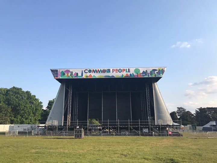 Common People (Southampton) news : 3 days to go! Can't wait to see you on Southampton Common! Tickets are going sup…