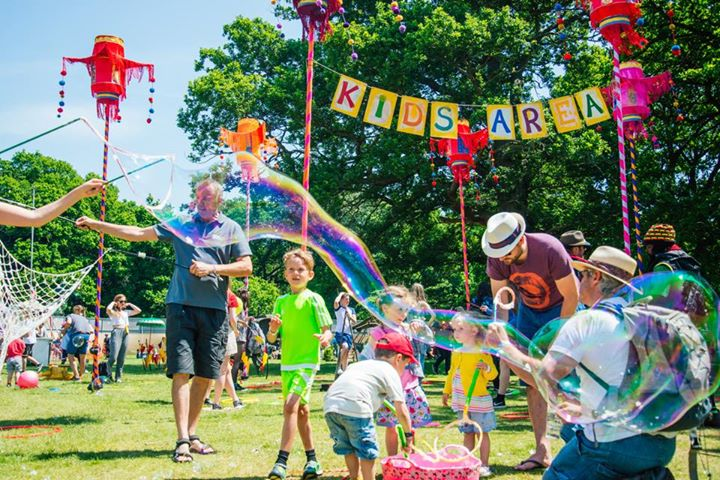Common People (Southampton) news : 4 days to go until our big day out on Southampton Common for the whole family!