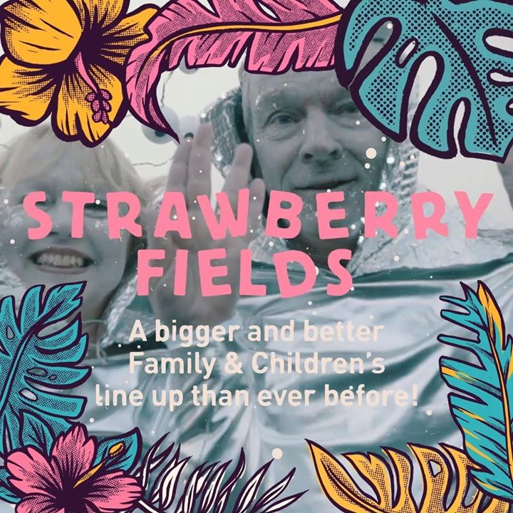 Strawberry Fields coming soon