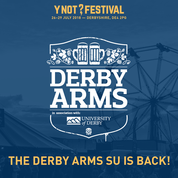 The Derby Arms is back after a storming first year, with their pop up Student Un...