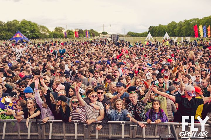 FLY Open Air news :  AND THE COUNTDOWN IS ON …