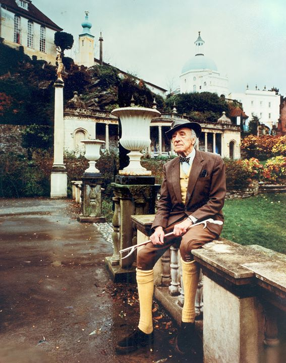 Today would have marked the 135th birthday of Sir Clough Williams-Ellis. It was ...