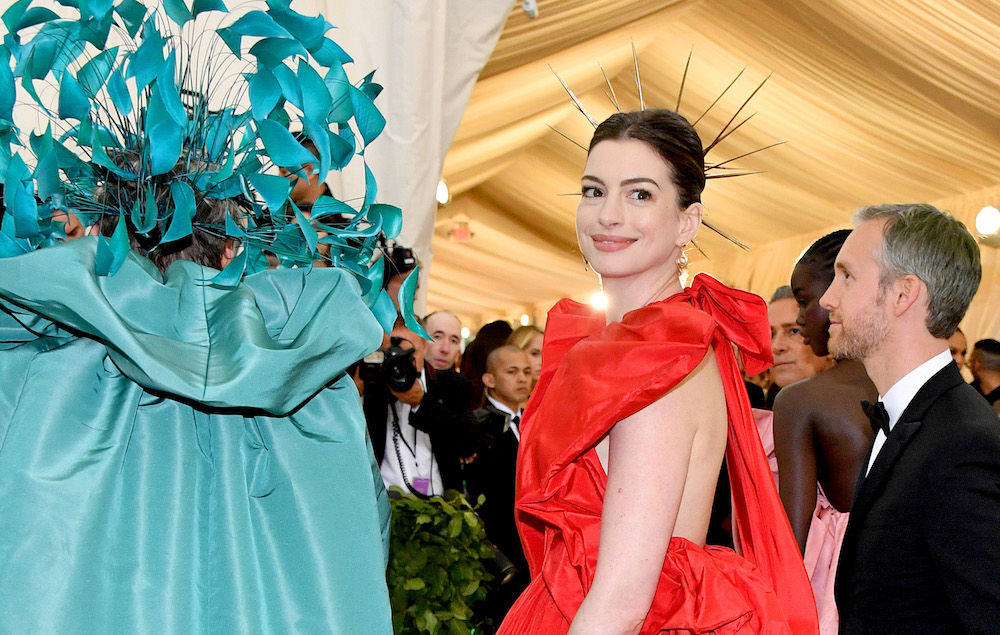 NME Festival blog: Anne Hathaway says she has been 'shamed and humiliated' as she discusses bodyshaming