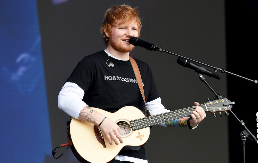 NME Festival blog: Ed Sheeran's chapel plans rejected by local council