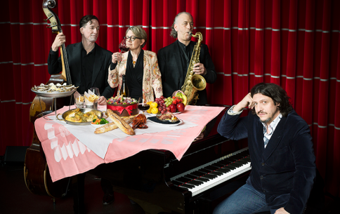 Only 5 days to go until The Jay Rayner Quartet event....