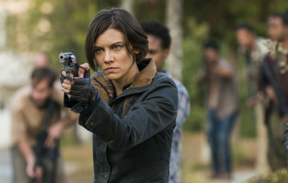 NME Festival blog: Another major character to leave 'The Walking Dead' with Lauren Cohan set to exit