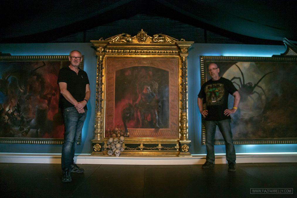 BLOODSTOCK announce more RAM Gallery exhibitors, including GOJIRA's Mario Duplantier