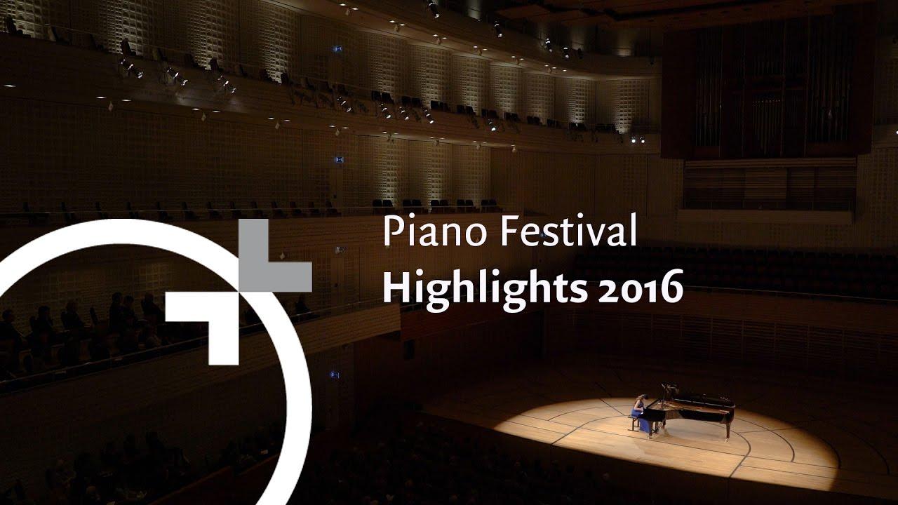 FESTIVAL HIGHLIGHTS: Piano Festival – Highlights 2016