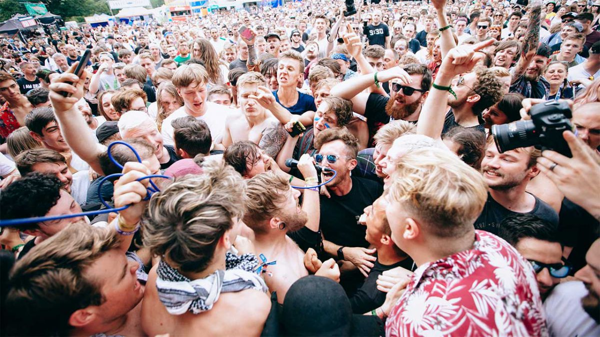ArcTanGent news: We spoke to the man behind 2000 Trees about what it's really like to book a rock festival