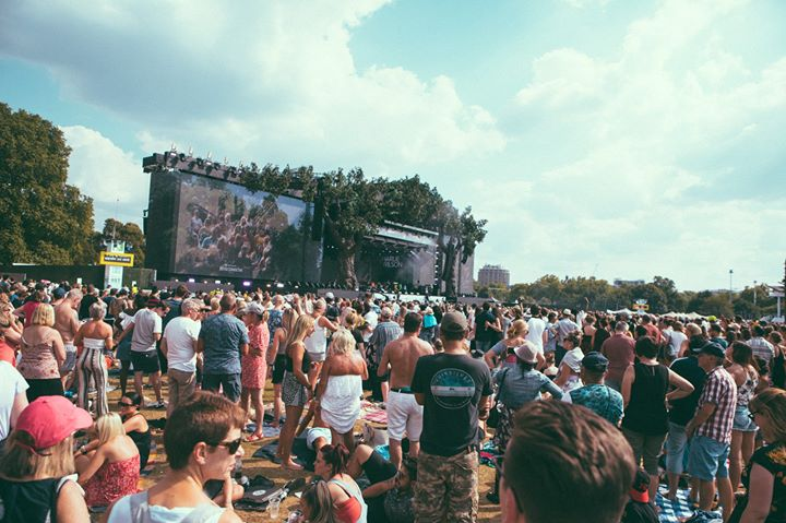 Barclaycard BST festival news : HOT DAMN!