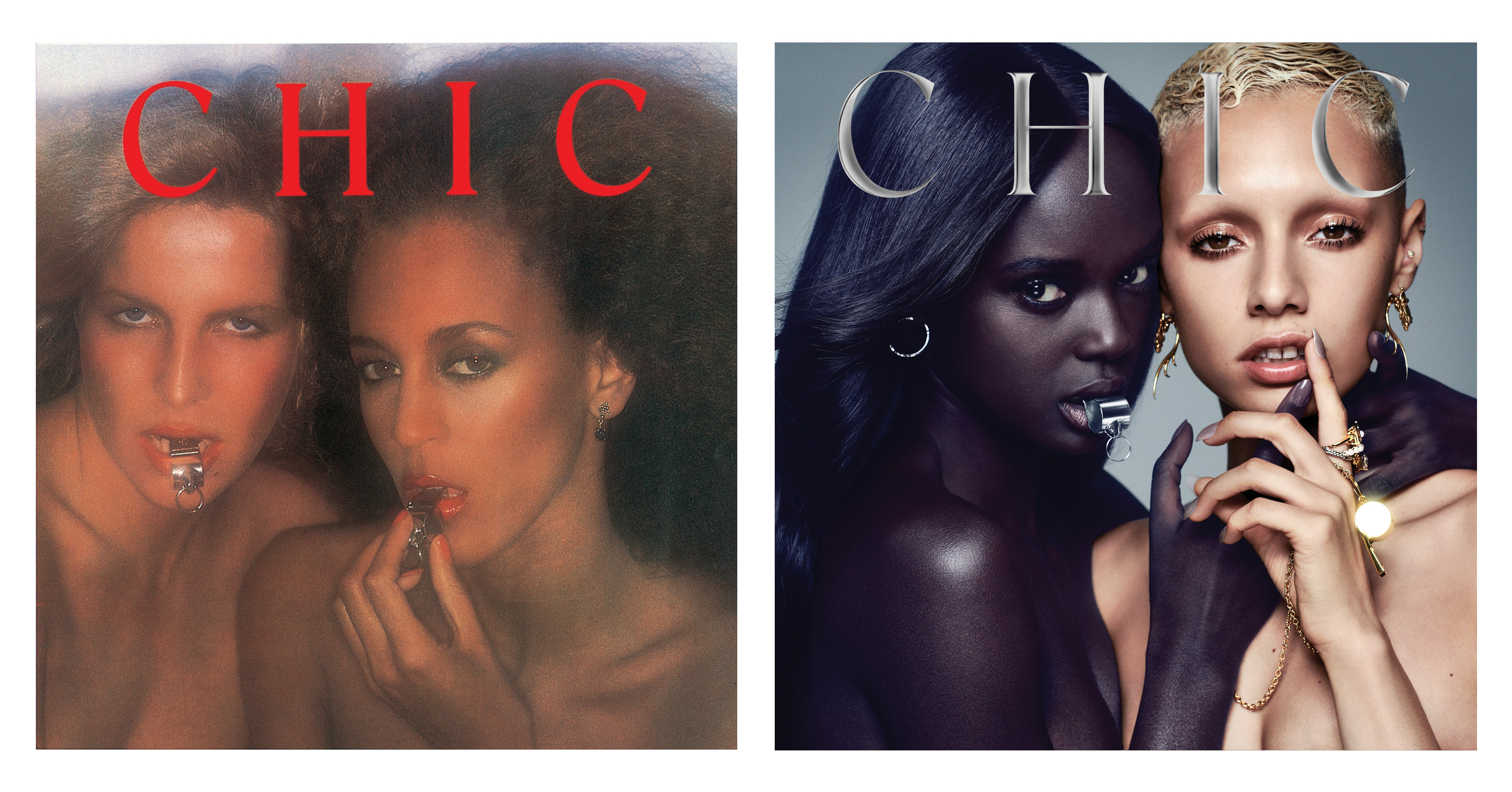 Exclusive: Chic Reveals the Album Cover for 'It's About Time' | V Magazine