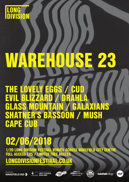 Warehouse23 is the next venue to have its artists announced for June 2nd. ...