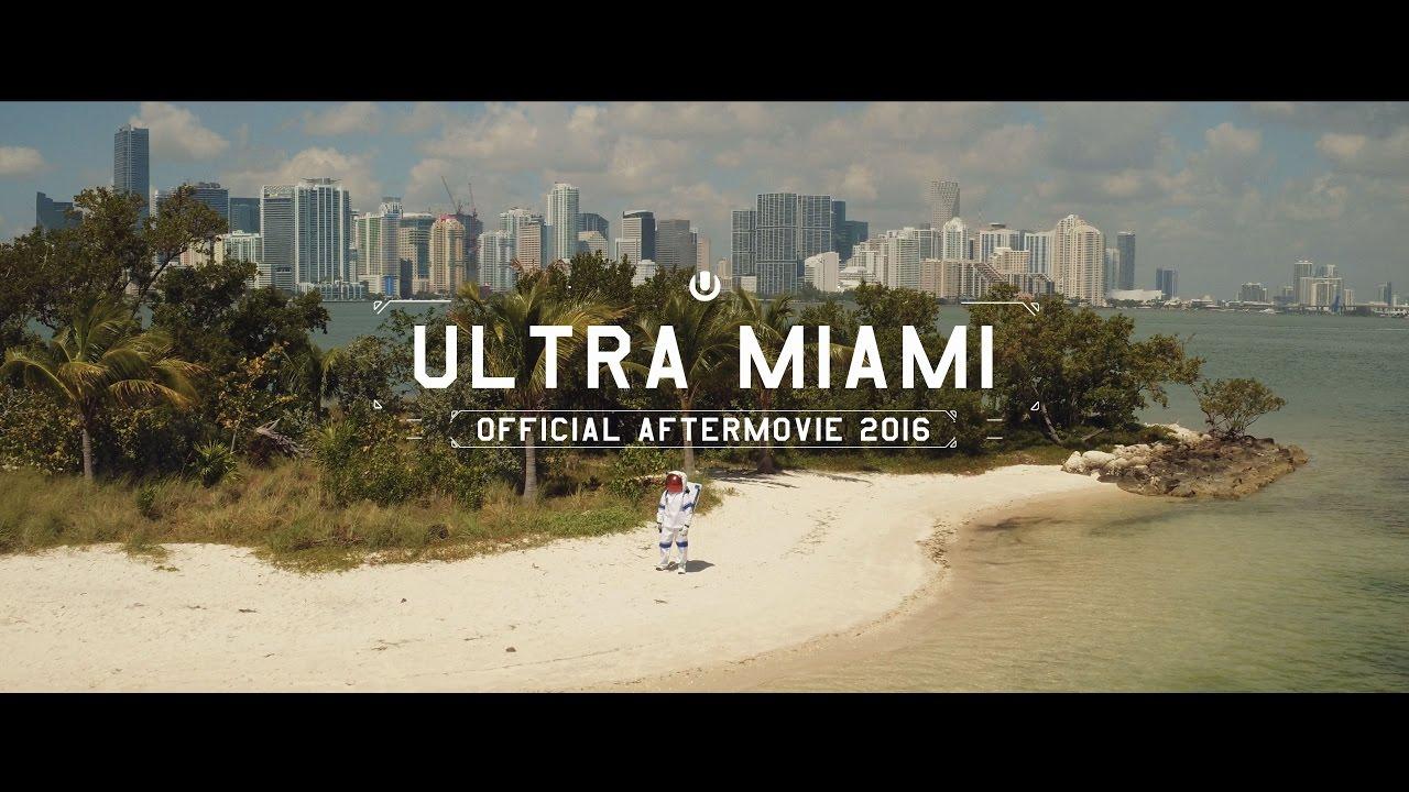 FESTIVAL HIGHLIGHTS: Ultra Miami 2016 Aftermovie (4K)