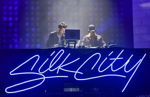 Mark Ronson and Diplo of Silk City.