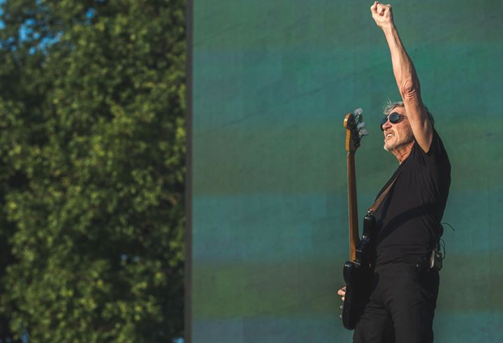 One month ago we were kicking off this year's summer series with Roger Waters! W...