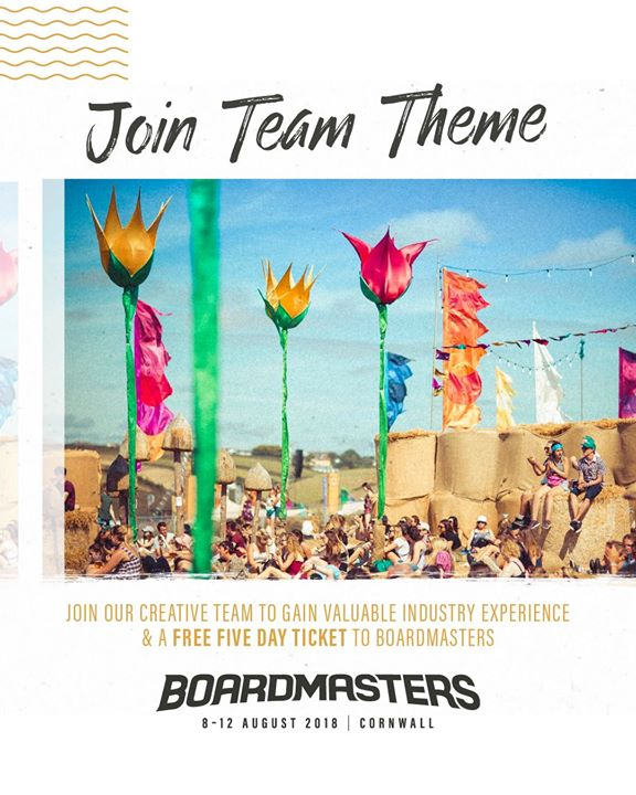 Boardmasters Festival news:  We pride ourselves on making Boardmasters as beautiful as it's Cornish coastal …