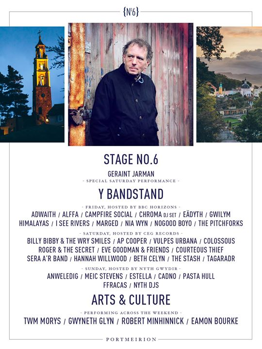 We're delighted to announce an amazing variety of Welsh additions to No.6. Be se...
