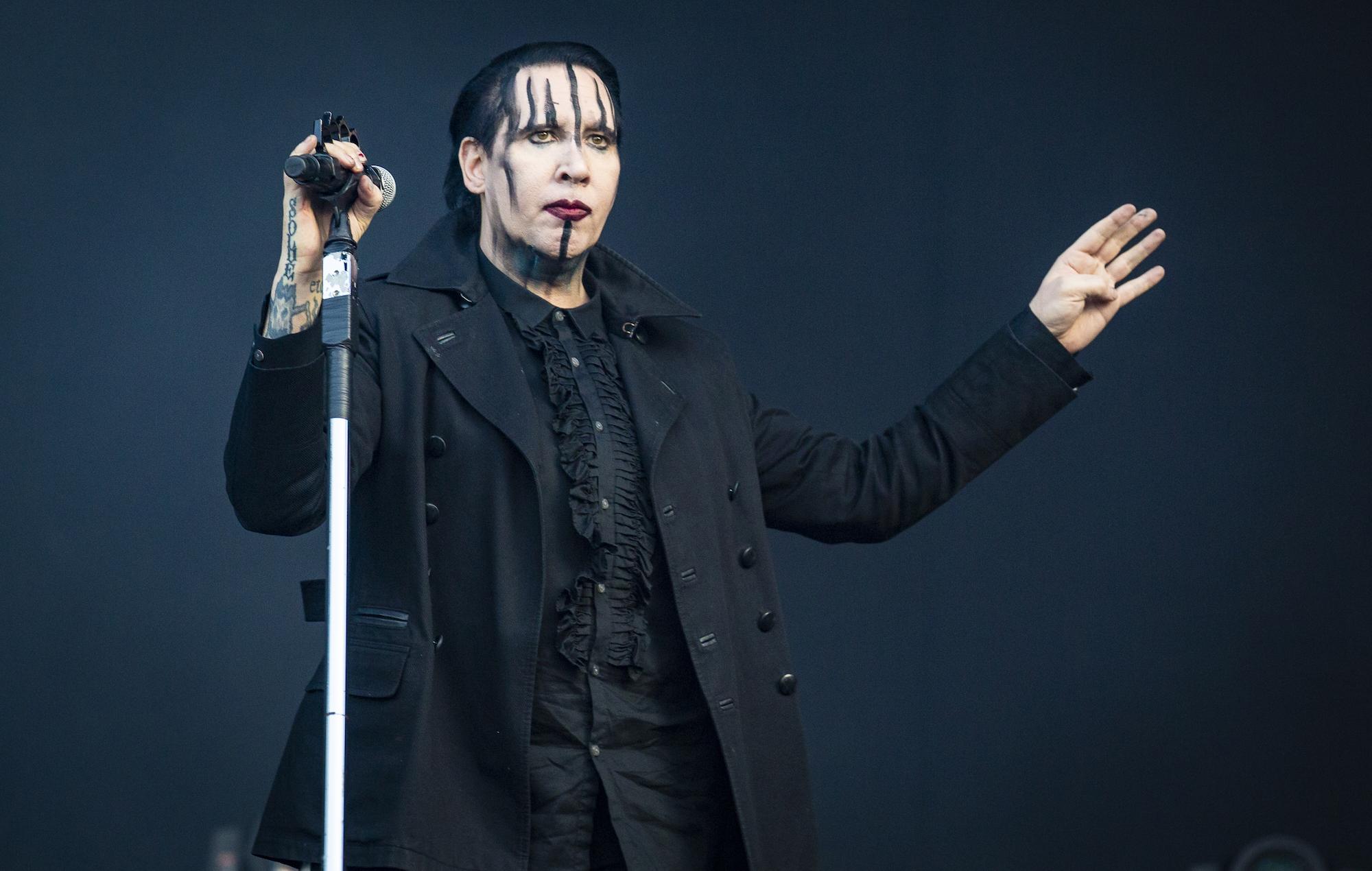 NME Festival blog: Sexual assault case against Marilyn Manson dismissed