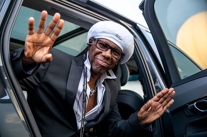 From 'unlucky' to Get Lucky, Nile Rodgers and CHIC proved Friday the 13th to be ...