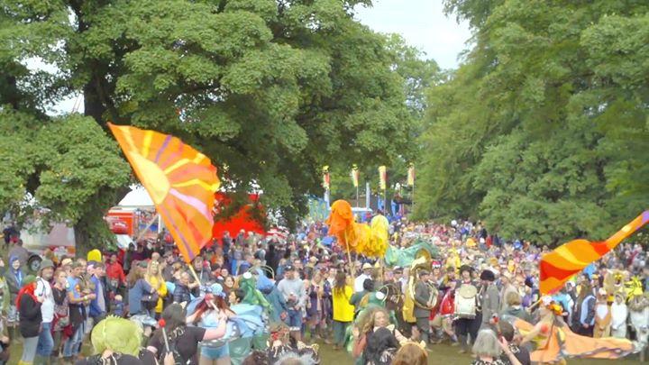 'Into The Future' Parade