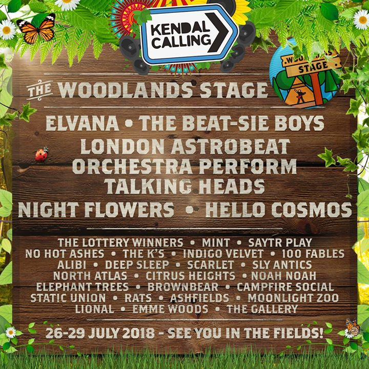 Our Woodlands Stage is where local champions come and claim their place in the a...