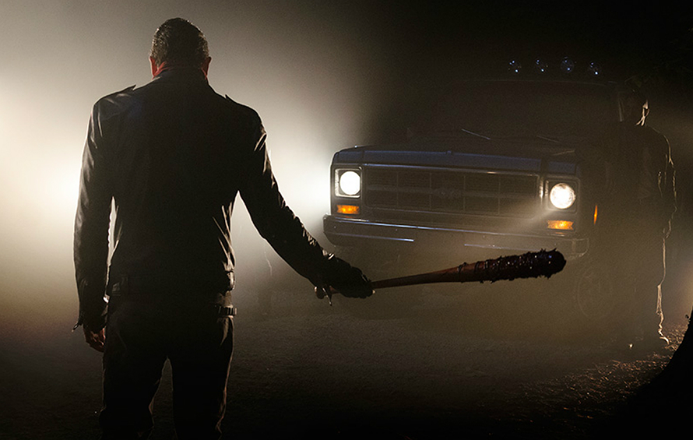 NME Festival blog: Negan from The Walking Dead is a playable character in Tekken 7