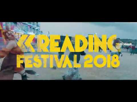 FESTIVAL HIGHLIGHTS: The Used – Reading Festival 2018