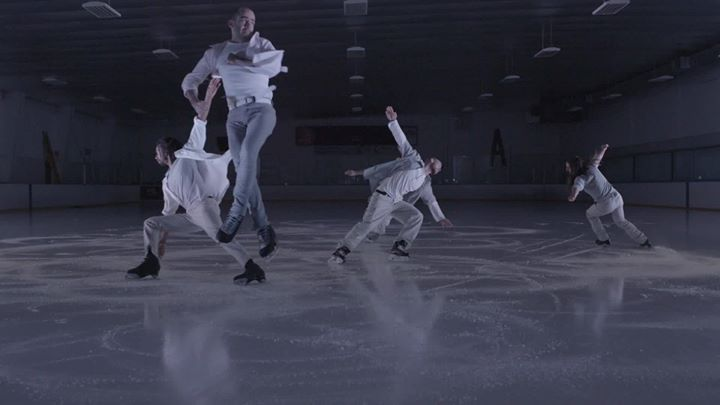 Dance Umbrella news: Le Patin Libre – Threshold