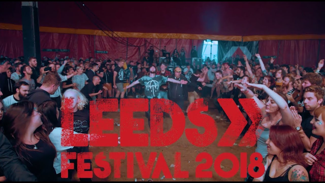 FESTIVAL HIGHLIGHTS: The Used – Leeds Festival 2018