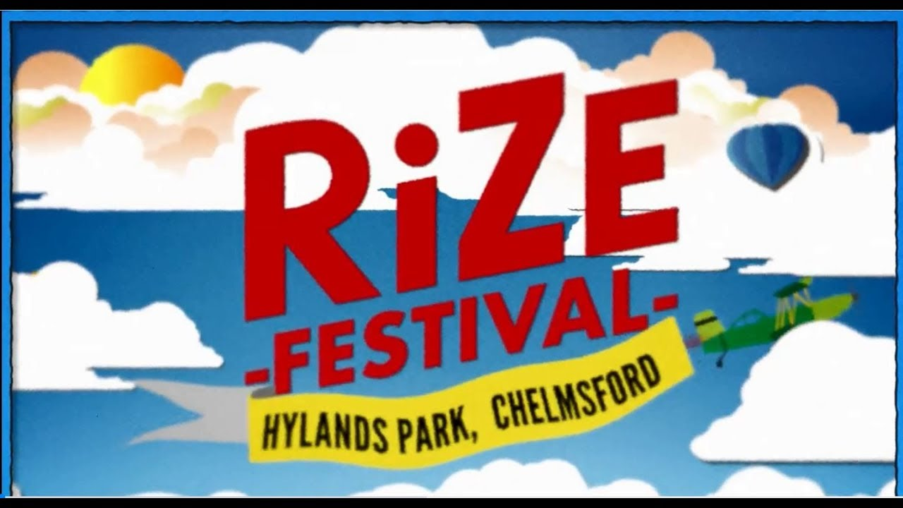FESTIVAL HIGHLIGHTS: RiZE Festival