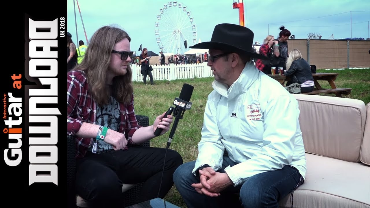 FESTIVAL HIGHLIGHTS: Andy Copping Interview | Download Festival 2018