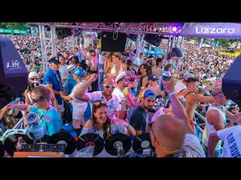 FESTIVAL HIGHLIGHTS: Thomas Lizzara @ Zurich Street Parade 2018 FULL SET