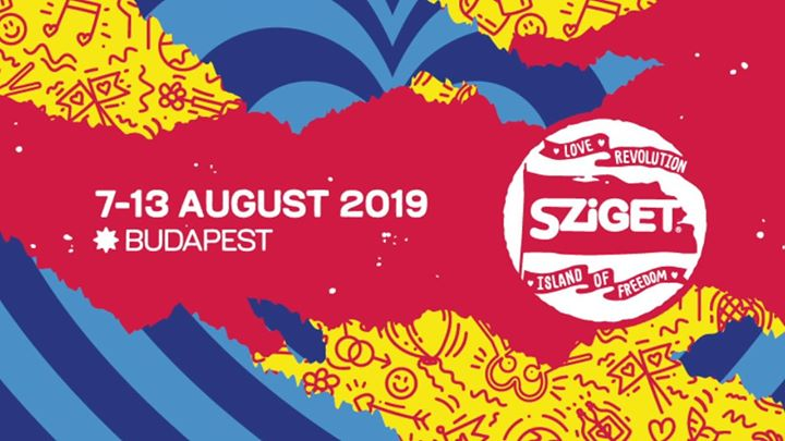 Sziget Festival 2019 – The official playlist