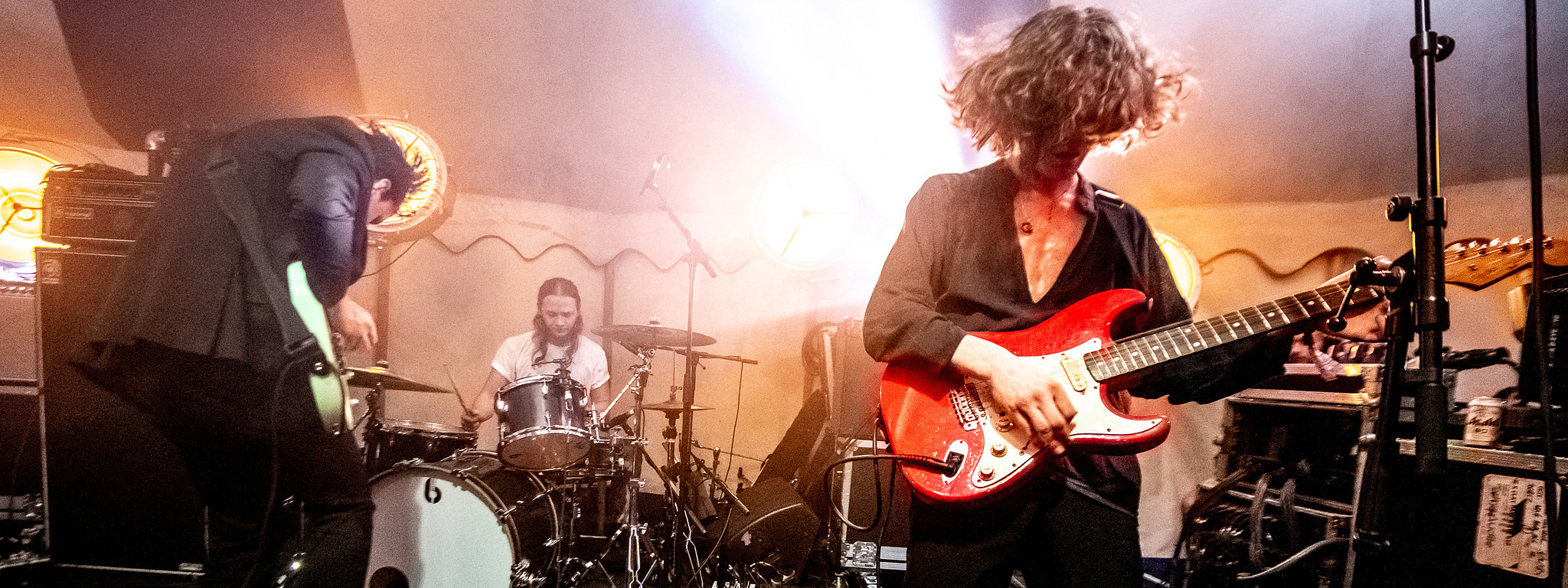 The Blinders at Festival No.6