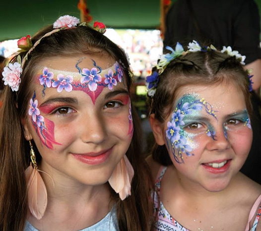 BerkoFest news: We've got some amazing face painters at #BerkoFest2018! Should help to keep your…